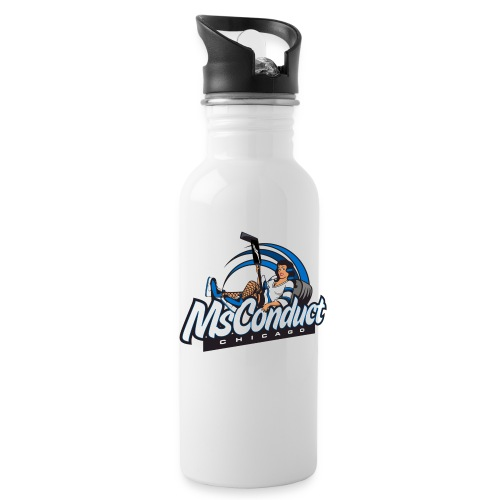 H20 with MsConduct - Water Bottle