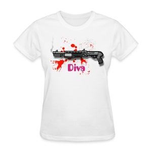 Shotgun Diva - Women's T-Shirt