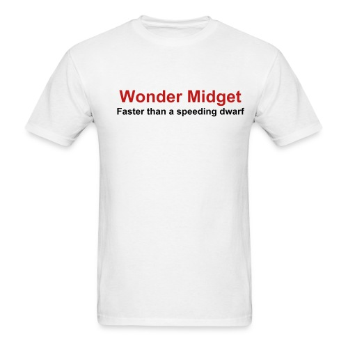 Wonder Midget - Men's T-Shirt
