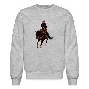 Vintage Cowboy - Crewneck Sweatshirt