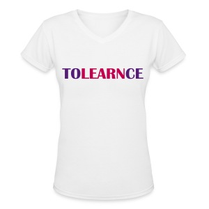 Women's V-Neck T-Shirt - Women's V-Neck T-Shirt