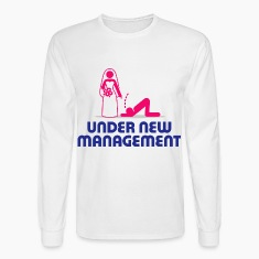 Under New Management 2 (dd)++ Long Sleeve Shirts