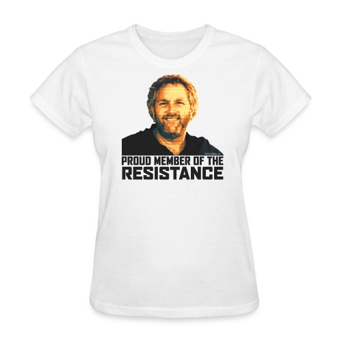 Breitbart Smiles: Proud Member of the Resistance