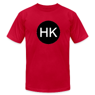 T-Shirts ~ Men's T-Shirt by American Apparel ~ Harry