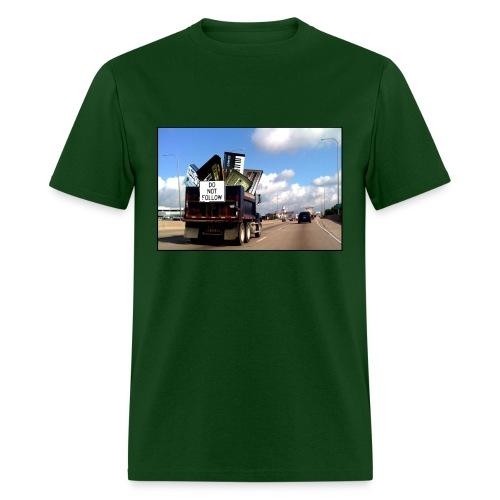 Do Not Follow: Cover Art T Shirt - Men's T-Shirt