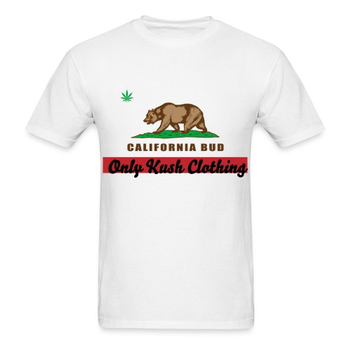 California Bud Tee - Men's T-Shirt