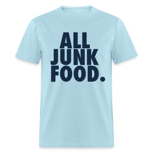 All Junk Food Tee - Men's T-Shirt