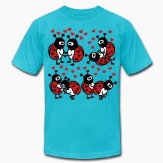 Ladybugs in Love T-Shirts