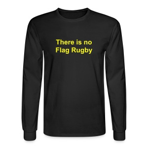 FlagRugby - Men's Long Sleeve T-Shirt