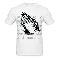 T-Shirts ~ Men's T-Shirt ~ Mercy from the Lord