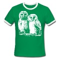 0189_7_16_12n  Owlets (for dark shirts) T-Shirts