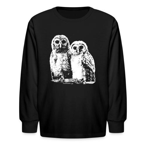 Owlets 0189 - Kids' Long Sleeve T-Shirt