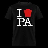 T-Shirts ~ Men's T-Shirt ~ I Keystone PA