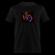 T-Shirts ~ Men's T-Shirt ~ Go In Peace, Bra