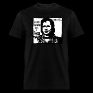 T-Shirts ~ Men's T-Shirt ~ Geoffery Longsword Has A Posse