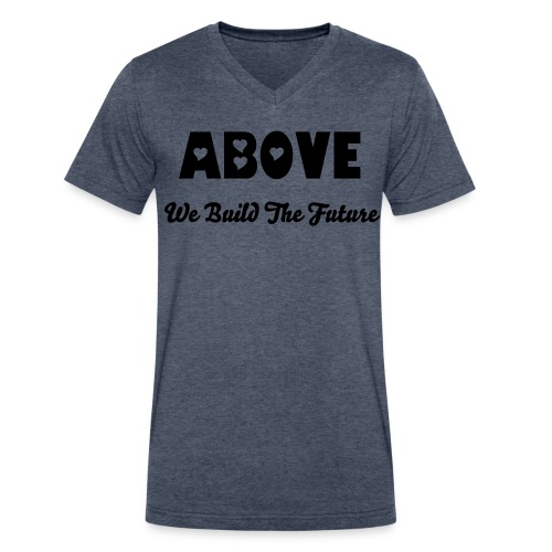 Above™ V-Neck T-Shirt - Men's V-Neck T-Shirt by Canvas