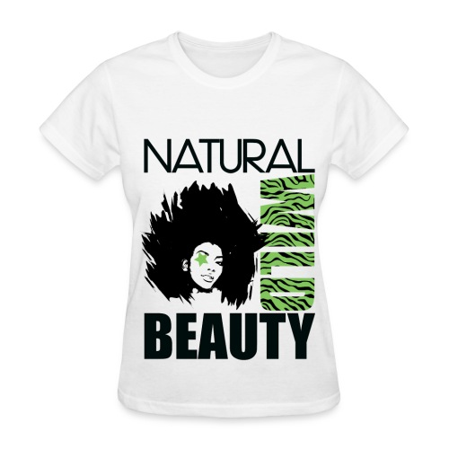 Natural Girl Rock - Women's T-Shirt