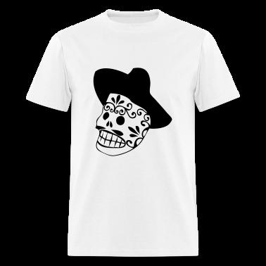 Dia Skull T-Shirts