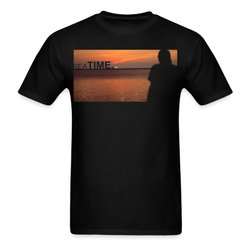 Sea Time 'Sunset' - Men's T-Shirt