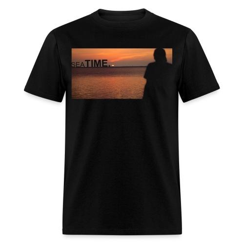 Sea Time 'Sunset' - Men's T-Shirt