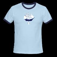 T-Shirts ~ Men's Ringer T-Shirt ~ [galleon]