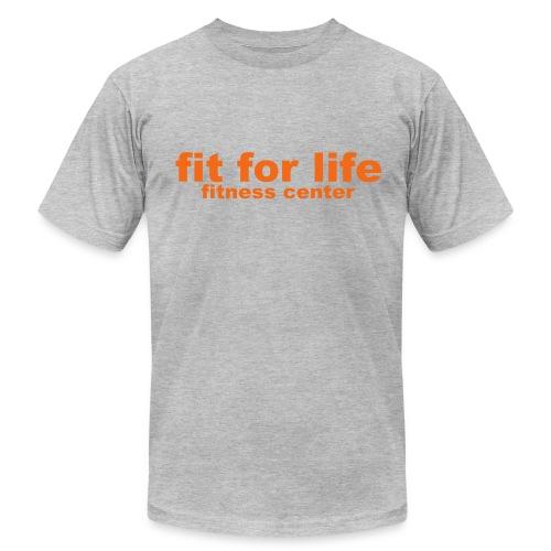 Classic Gray FFL T-Shirt - Men's Fine Jersey T-Shirt