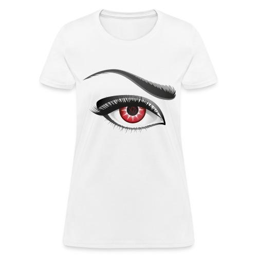 Women's XO Red Eye T-shirt - Women's T-Shirt