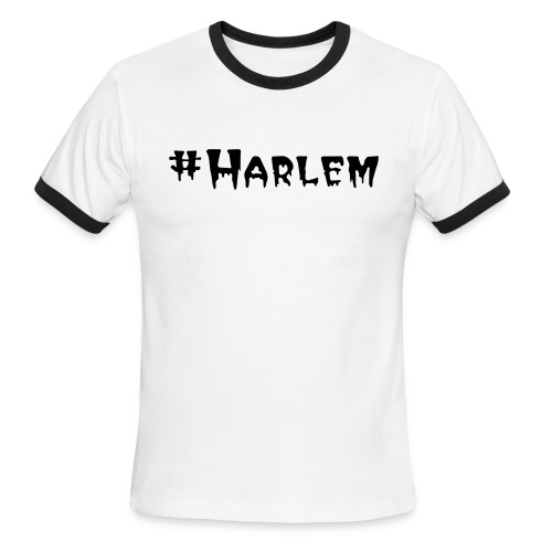 harlem - Men's Ringer T-Shirt