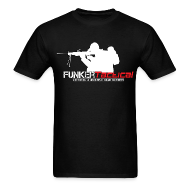 T-Shirts ~ Men's T-Shirt ~ Funker Tactical Full Logo t-shirt