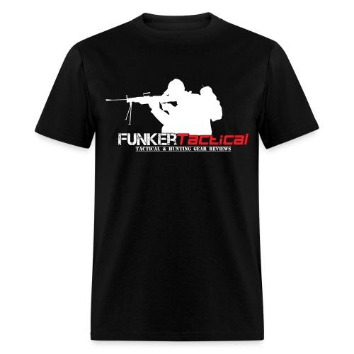 Funker Tactical Full Logo t-shirt - Men's T-Shirt