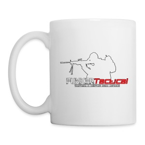 Funker Tactical coffee mug - Coffee/Tea Mug