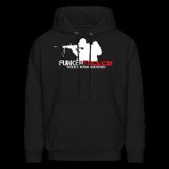 Hoodies ~ Men's Hoodie ~ Funker Tactical Full Logo hoodie