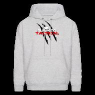 Hoodies ~ Men's Hoodie ~ Funker Tactical Claw Marks hoodie