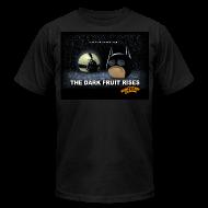 T-Shirts ~ Men's T-Shirt by American Apparel ~ Annoying Orange Dark Knight Mens AA T-shirt