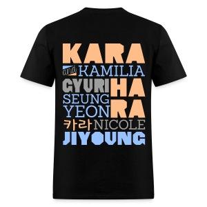 [KARA] Members and Fans - Men's T-Shirt
