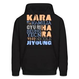 [KARA] Members and Fans - Men's Hoodie