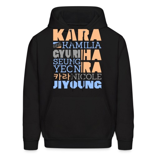 [KARA] Members and Fans - Men's Hoodie