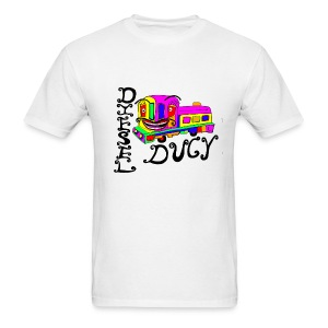 Diesel Ducy Mustache T-Shirt DIRECT DIGITAL dieselducy youtube - Men's T-Shirt