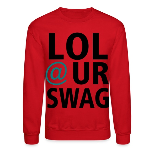 Male LOL - Crewneck Sweatshirt