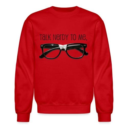 Male Nerdy - Crewneck Sweatshirt