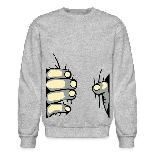 Male Crushed - Crewneck Sweatshirt