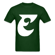 T-Shirts ~ Men's T-Shirt ~ E (1st & 5th E In Eagles)