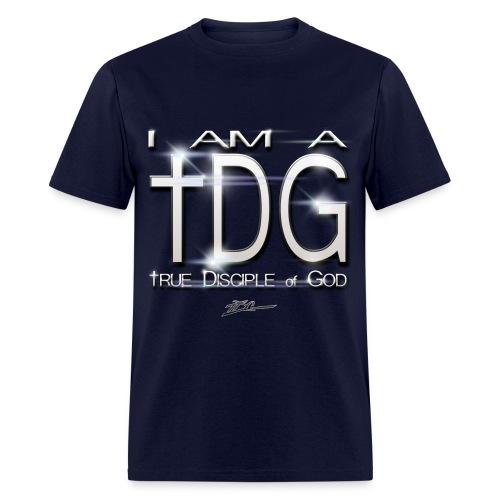 I am a TDG - Men's T-Shirt