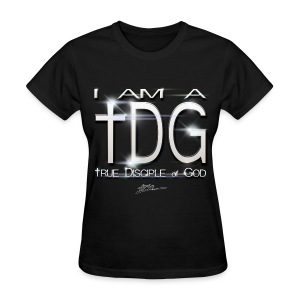 I am a TDG - Women's T-Shirt