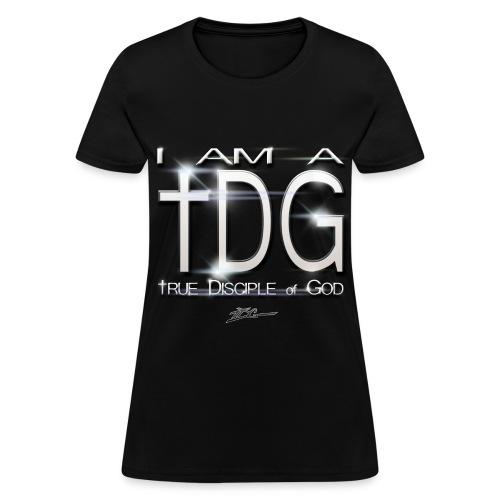 I am a TDG - Women's T-Shirt