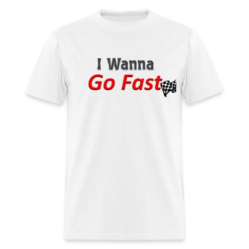 Ricky Bobby Quote - Men's T-Shirt