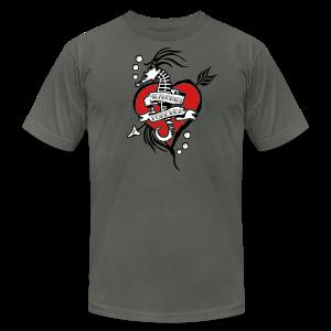Seahorses Forever - Men's Fine Jersey T-Shirt