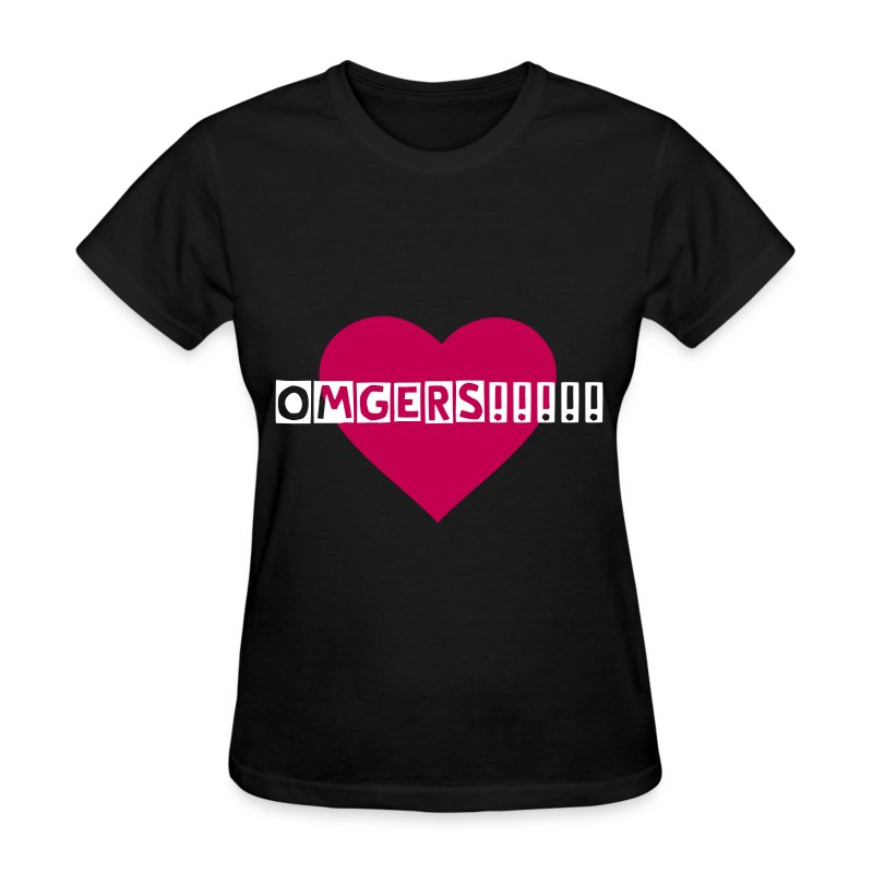 Pink Heart - Women's T-Shirt