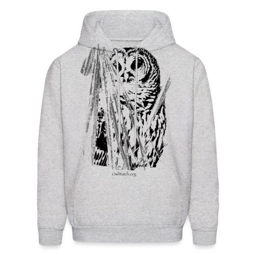 Owl & Palms - Men's Hoodie