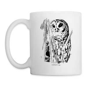 Owl & Palms - Coffee/Tea Mug